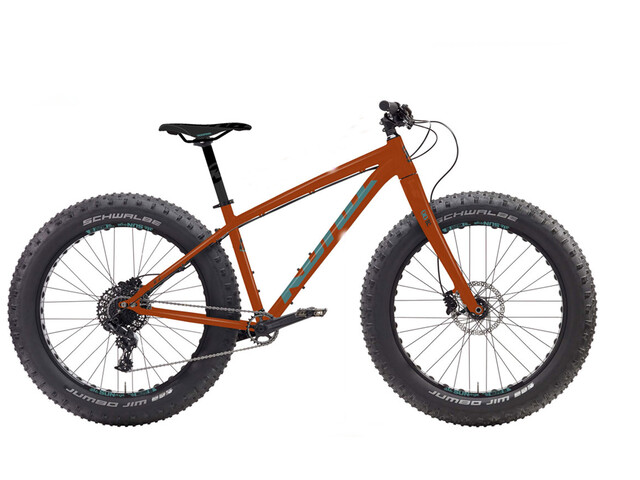 Kona WO, rust orange